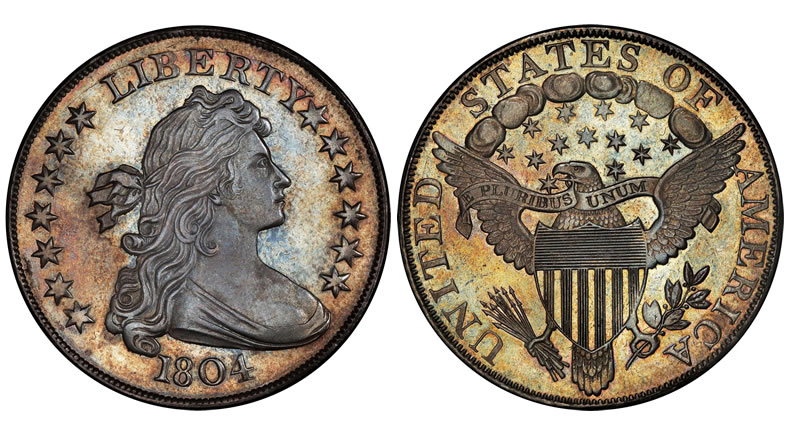 D Brent Pogue Collection Part Iv Tops 16 7m Coin News