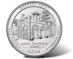 Harpers Ferry Quarter Ceremony, Coin Exchange and Public Forum