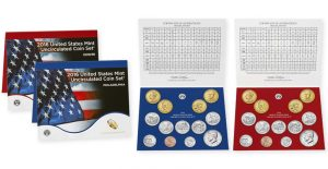 2016 US Mint Uncirculated Coin Set Released