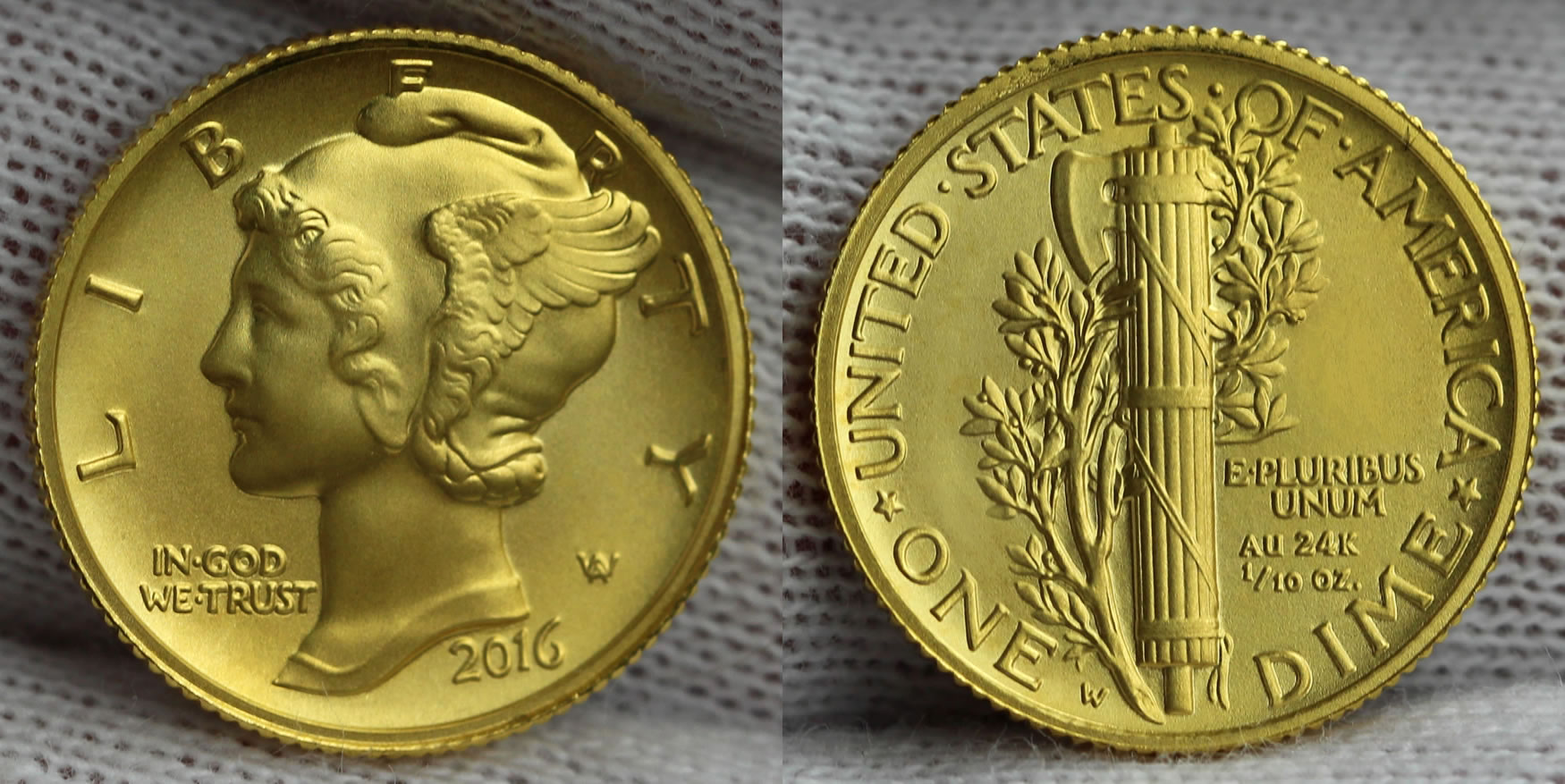 Mercury Dime Centennial Gold Coin Sells Out Coin News