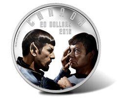 Canadian 2016 $20 Mirror, Mirror Silver Coin