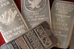 Gold and Silver Log Slight Gains; US Mint Coin Sales Rise