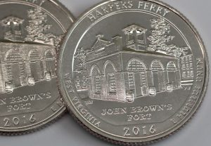 2016 Harpers Ferry quarters