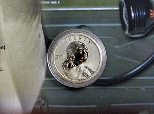 2016-S Native American $1 Coin, obverse