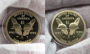 2016-S Native American $1 Coin, reverses
