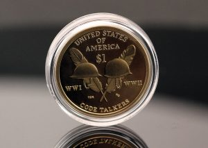 2016-S Native American $1 Coin-s