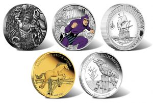 Perth Mint 2016 Australian Collector Coins for June