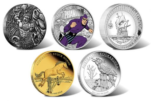 Perth Mint Australian coin releases for June