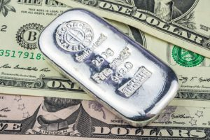 dollar backed by precious metals