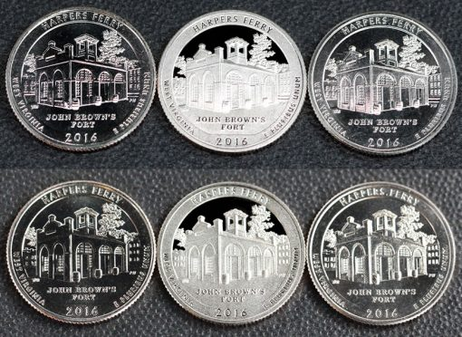 2016 Harpers Ferry National Historical Park Quarter Photos
