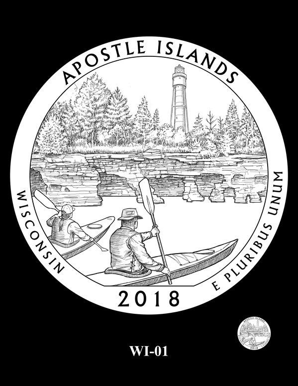 Apostle Islands Design Candidate WI-01