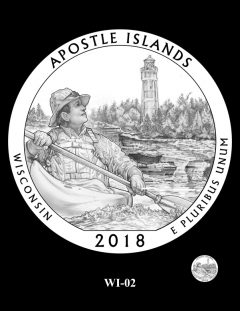 Apostle Islands Design Candidate WI-02