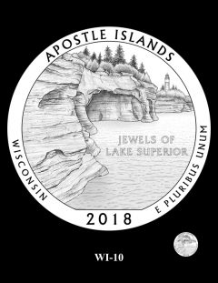 Apostle Islands Design Candidate WI-10