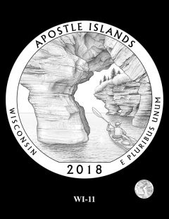 Apostle Islands Design Candidate WI-11