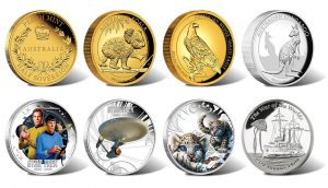 Perth Mint 2016 Australian Collector Coins Released for July