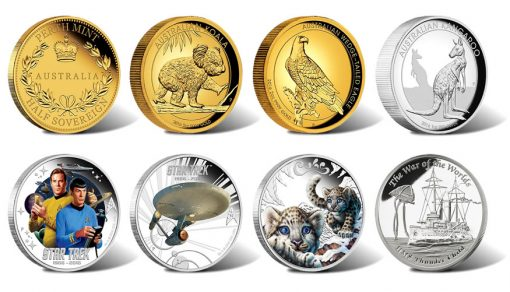Australian Collector Coin Releases for July 2016