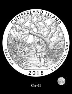Cumberland Island Design Candidate GA-01