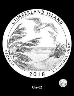 Cumberland Island Design Candidate GA-02