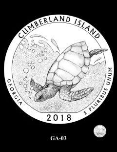 Cumberland Island Design Candidate GA-03