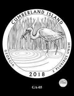 Cumberland Island Design Candidate GA-05