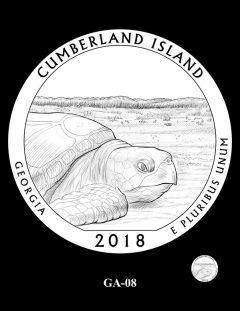 Cumberland Island Design Candidate GA-08