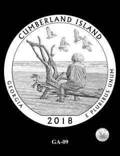 Cumberland Island Design Candidate GA-09