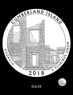 Cumberland Island Design Candidate GA-11