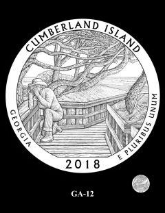 Cumberland Island Design Candidate GA-12