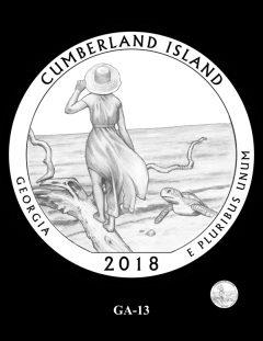 Cumberland Island Design Candidate GA-13
