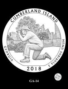 Cumberland Island Design Candidate GA-14
