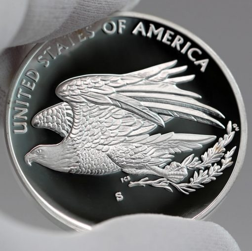 2016 American Liberty Silver Medal, Reverse -a