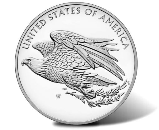 2016-W American Liberty Silver Medal - Reverse