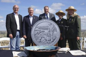 Theodore Roosevelt Quarter Launch Ceremony Highlights