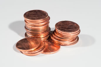 U.S. Lincoln cents