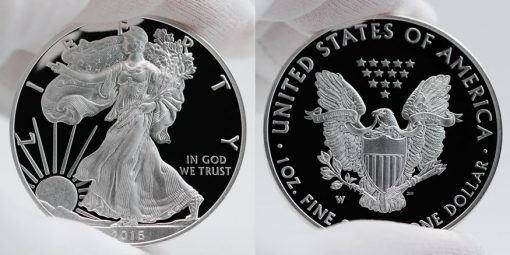 2016-W 30th Anniversary Proof American Silver Eagle