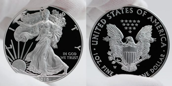 2016-W 30th Anniversary Proof American Silver Eagle
