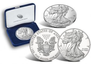 2016 Proof American Silver Eagle Images Unveiled