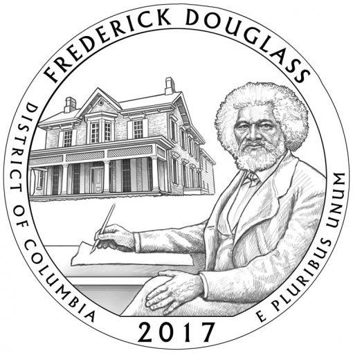 Frederick Douglass National Historic Site Quarter and Coin Design