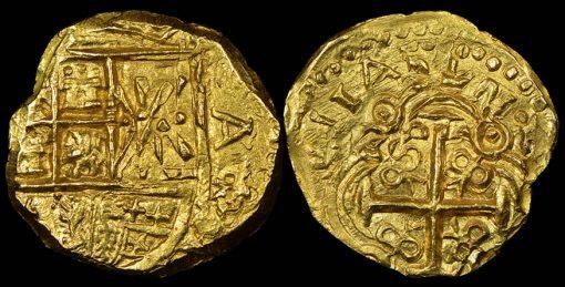 2 escudos Columbia