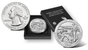 2016-P Theodore Roosevelt Five Ounce Silver Uncirculated Coin