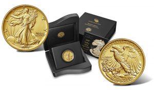 2016 Gold Walking Liberty Half-Dollar Launch
