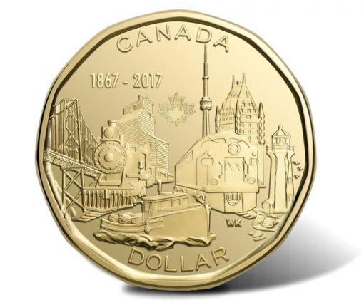 2017 Dollar Coin