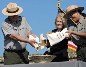 Fort Moultrie Quarter Launch Ceremony Highlights
