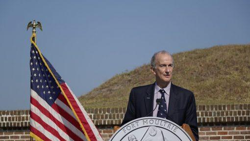 Sullivan's Island Mayor Pat O'Neil