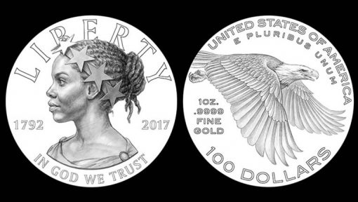 Recommended designs for the 2017-W $100 American Liberty High Relief Gold Coin