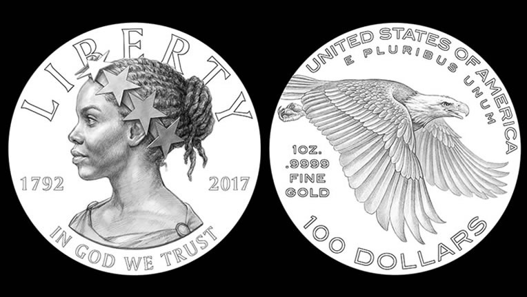 Recommended Designs For The 2017 W 100 American Liberty High Relief Gold Coin