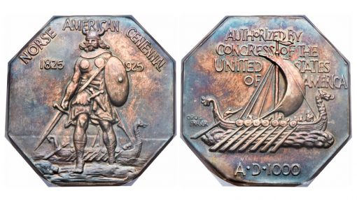 1925 Medal Norse Medal
