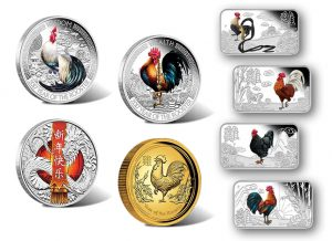 Perth Mint of Australia 2017 Collector Coins for December