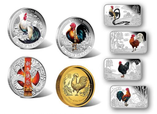 Perth Mint of Australia Collector Coins for December