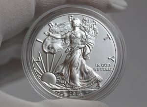 Photo of 2016-W Uncirculated American Silver Eagle